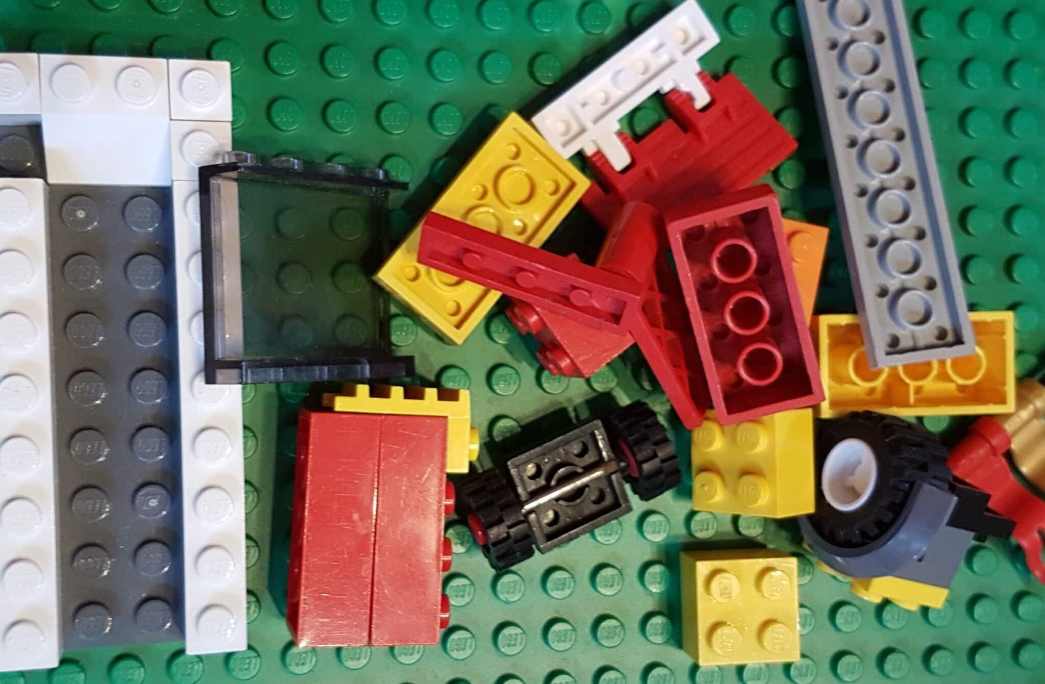 Bausteine aus dem 3D Drucker