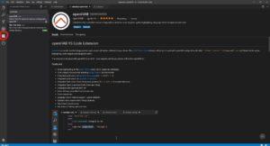 Konfigurationsdateien von openHAB mit Visual Studio Code verwalten