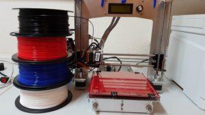 3D Druck Filament richtig wechseln