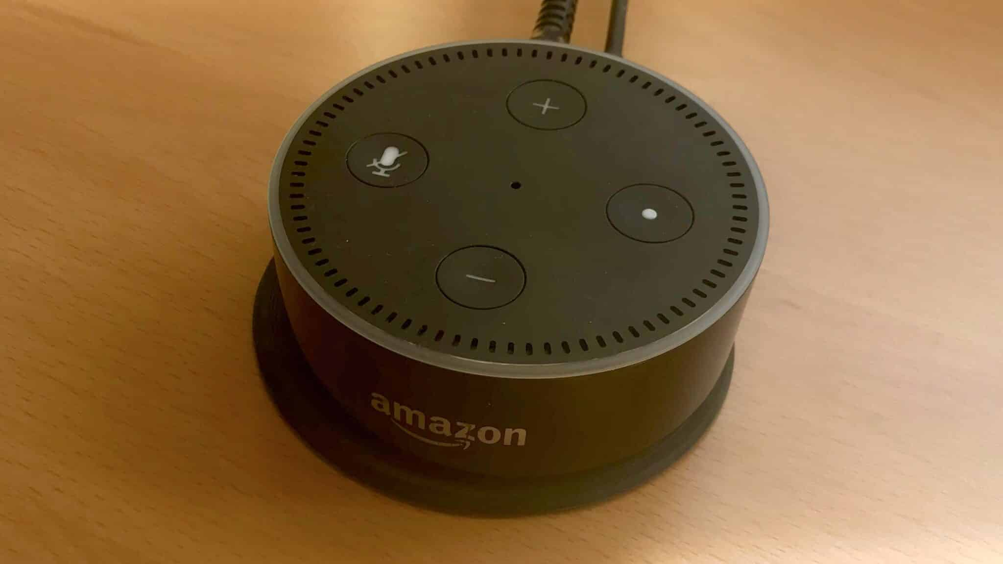 Amazon Alexa Echo Dot