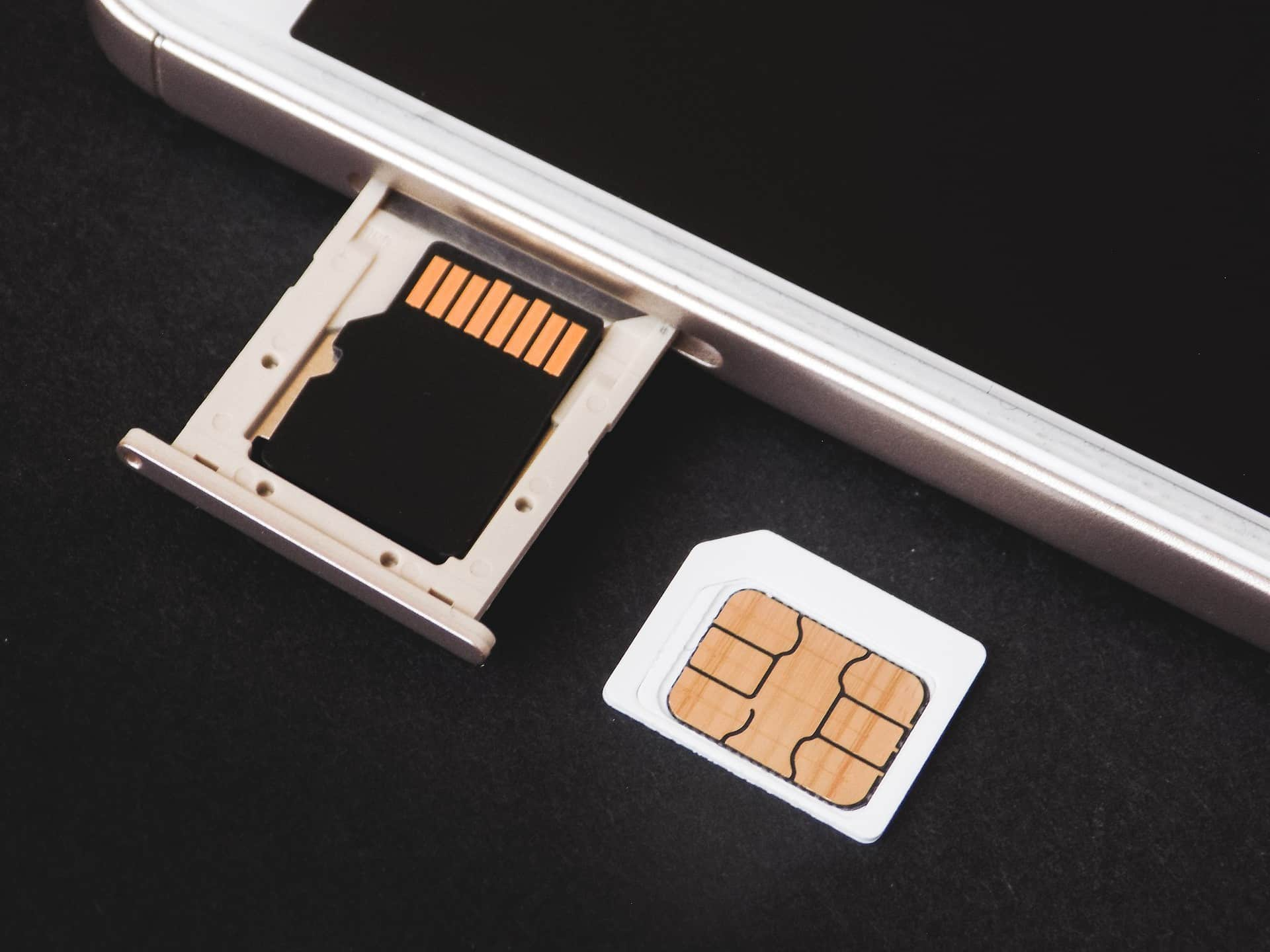 Handy SIM SD Karte