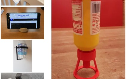 Collage Praktische Gadgets