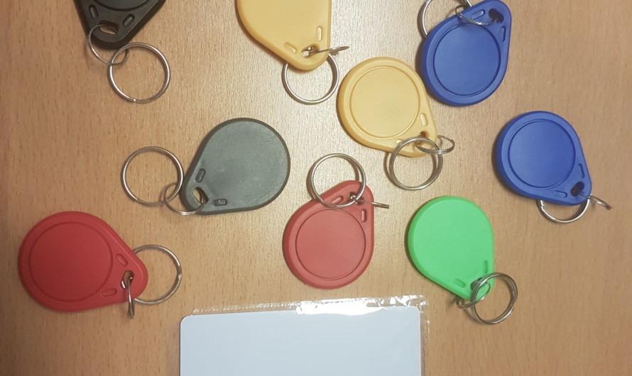 Steuerung von openHAB 2 mit NFC/RFID Tags